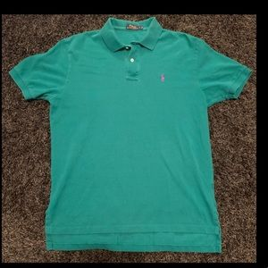 Men's Ralph Lauren Polo Shirt Size Large